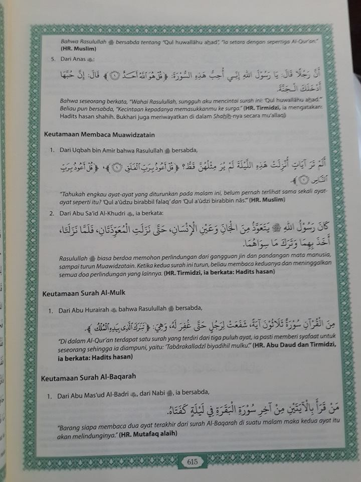 Al-Qur'an Terjemah Tafsir Al-Muyassar Mushaf Madinah Isi 2
