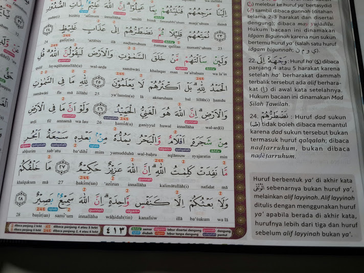 Al-Qur'an Untuk Pemula Panduan Baca Quran Semua Usia Isi 2