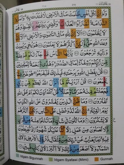 Download _HOT_ Al Quran Tajwid Berwarna Pdf al-quranku-tajwid-blok-warna-kecil-isi