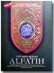 Al-Qur'an Tafsir Perkata Tajwid Kode Al-Fatih A4