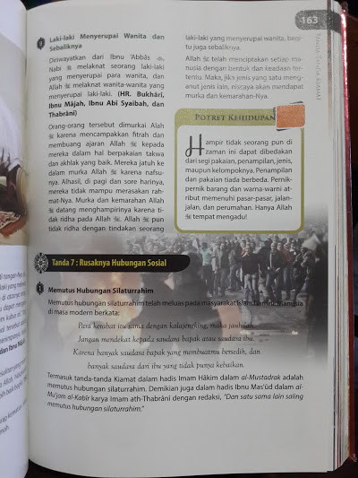 Buku Al-Wa'dul Haq Perjalanan Terakhir Yang Pasti Terjadi Isi