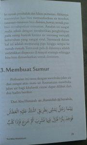 Buku Amal Jariyah Amal Yang Langgeng isi 3