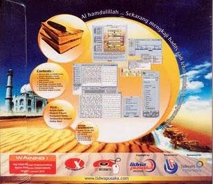 Software CD Hadits 9 Imam