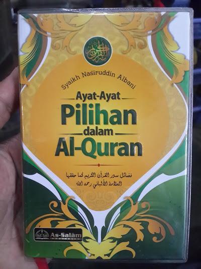Buku Saku Ayat-Ayat Pilihan Dalam Al-Qur'an Cover