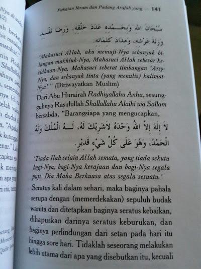 Buku Bagaimana Sepulang Haji Isi