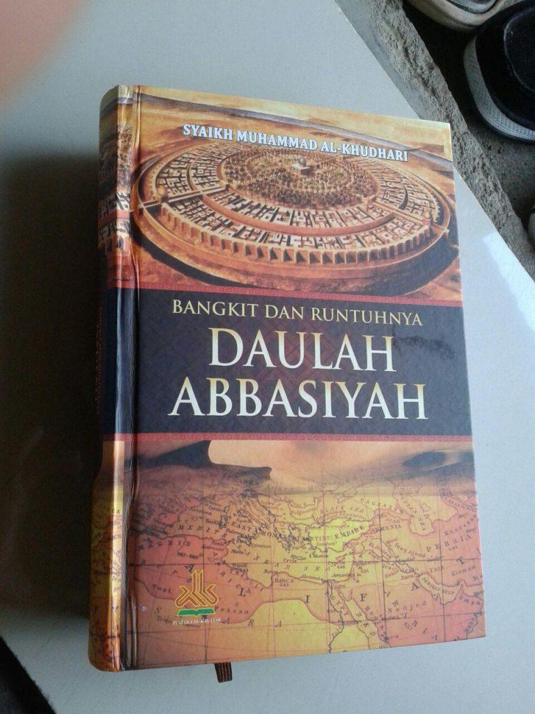 Buku Bangkit Dan Runtuhnya Daulah Abbasiyah cover 2
