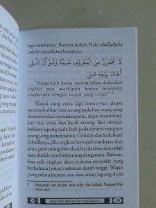 Buku Saku Beginilah Akhlak Seorang Muslim isi 3