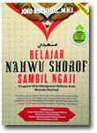 Buku Belajar Nahwu Shorof Sambil Ngaji Metode Manhaji