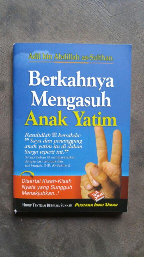 Buku Saku Berkahnya Mengasuh Anak Yatim cover