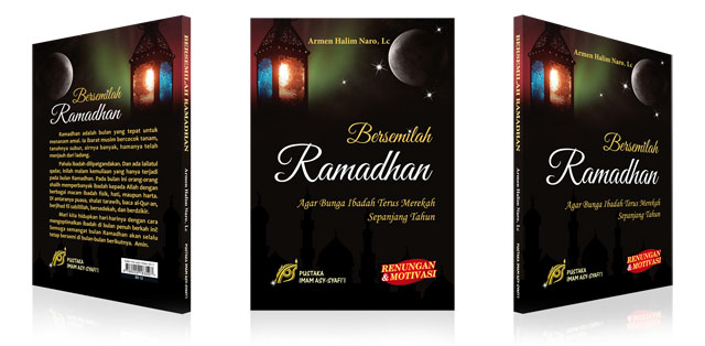 Buku Bersemilah Ramadhan Cover
