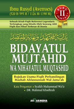 Buku Bidayatul Mujtahid Fiqih Perbandingan Mazhab Cover 2