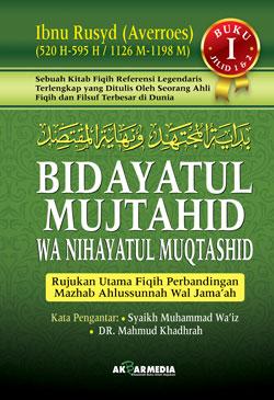 Buku Bidayatul Mujtahid Fiqih Perbandingan Mazhab Cover