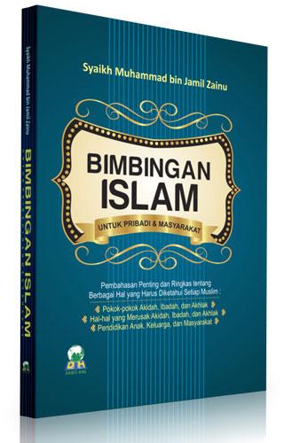 Buku Bimbingan Islam Untuk Pribadi Dan Masyarakat Cover