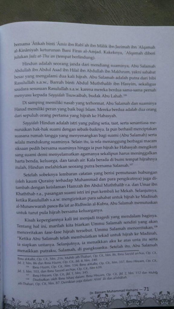 Buku Biografi 39 Tokoh Wanita Pengukir Sejarah Islam isi 2