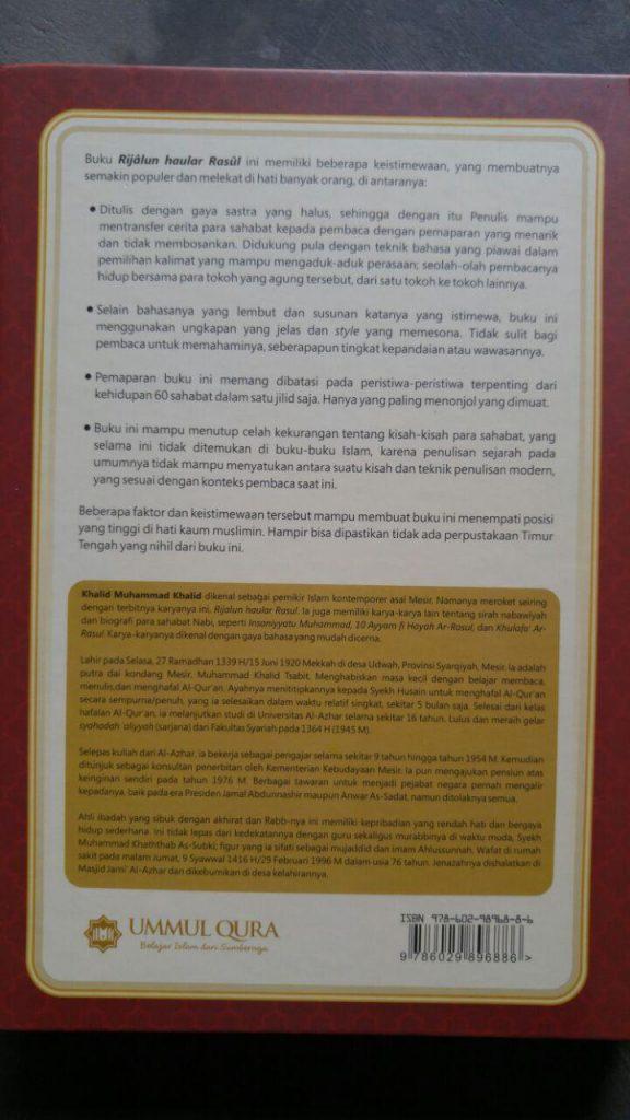 Buku Biografi 60 Sahabat Nabi Versi Tahqiq cover 2