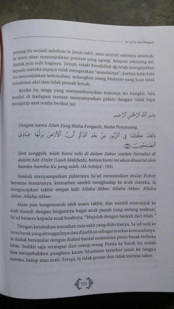 Buku Biografi 60 Sahabat Nabi Versi Tahqiq isi 2