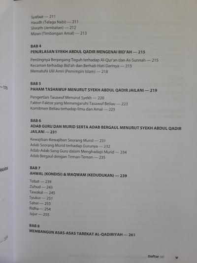 Buku Biografi Imam Al-Ghazali Dan Syekh Adul Qadir Jailani Daftar Isi
