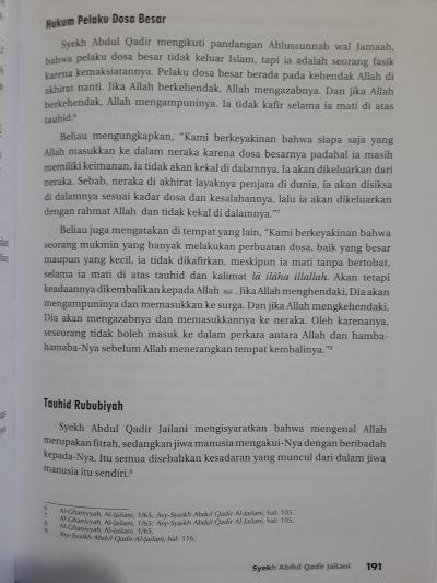 Buku Biografi Imam Al-Ghazali Dan Syekh Adul Qadir Jailani Isi