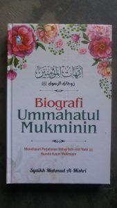 Buku Biografi Ummahatul Mukminin cover
