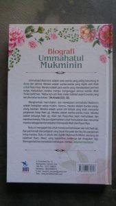 Buku Biografi Ummahatul Mukminin cover 2