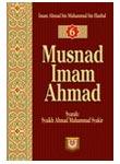 Buku Hadits Musnad Imam Ahmad Jilid 6