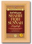 Buku Shahih Fikih Sunnah Jilid 1 Set (4 Jilid)