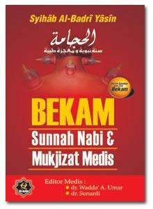 Buku Bekam Sunnah Nabi dan Mukjizat Medis