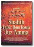 Buku Shahih Tafsir Ibnu Katsir Juz 'Amma