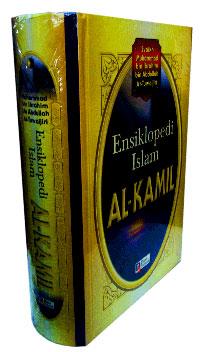 Buku Ensiklopedi Islam Al-Kamil Gambar Besar