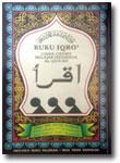 Buku Iqro Cara Cepat Belajar Membaca Qur'an (Ukuran Kecil)
