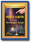 Buku Vonis Kafir Dalam Timbangan Islam