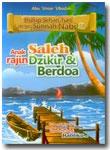 Buku Anak Saleh Rajin Dzikir Dan Berdoa