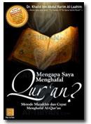 Buku Mengapa Saya Menghapal Qur'an