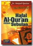 Buku Hafal Al-Qur'an Dalam Sebulan