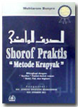 Buku Shorof Praktis Metode Krapyak