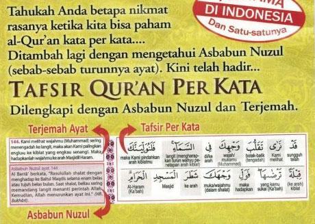 Tafsir Qur'an Perkata Maghfiroh