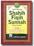 Buku Shahih Fiqih Sunnah At-Tazkia