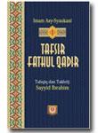 Tafsir Fathul Qadir Jilid 1