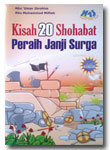 Buku Kisah 20 Shohabat Peraih Janji Surga