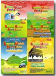 Buku Bacaan untuk Anak Islam (BUAI) 1 Set 6 Jilid