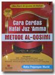 Buku Cara Cerdas Hafal Juz Amma Metode Al Qosimi (Buku Pegangan Murid)