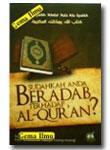 Buku Sudahkan Anda Beradab Terhadap Al Quran