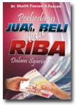 Buku Perbedaan Jual Beli dan Riba Dalam Syariat Islam