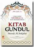 Buku Cara Cepat Membaca Dan Menerjemah Kitab Gundul Metode Al-Ankabut