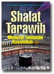 Buku Shalat Tarawih Menurut Tuntunan Rasulullah