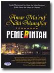 Buku Amar Ma'ruf Nahi Mungkar Terhadap Pemerintah