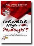 Buku Indonesia Negeri Pendengki?