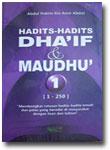 Buku Hadits-Hadits Dhaif dan Maudhu