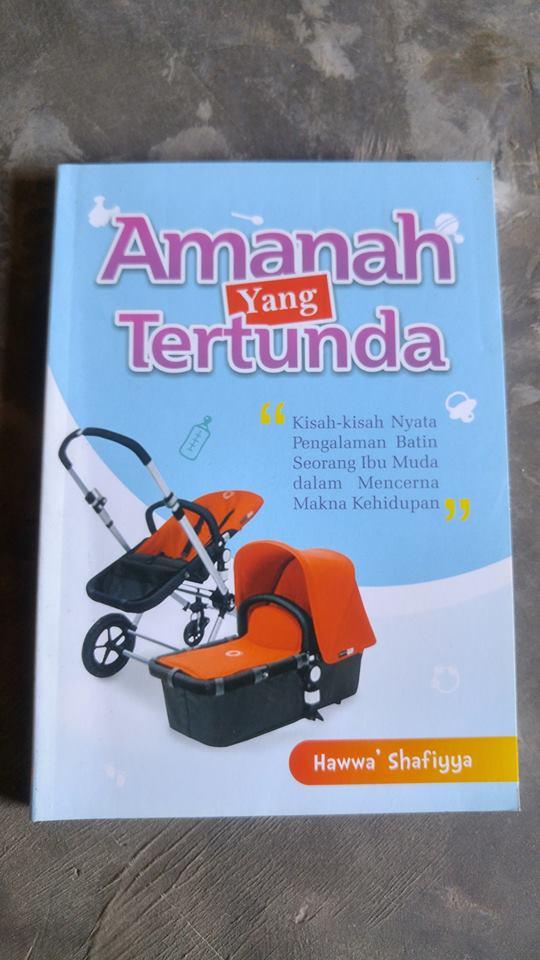 Buku Amanah Yang Tertunda cover