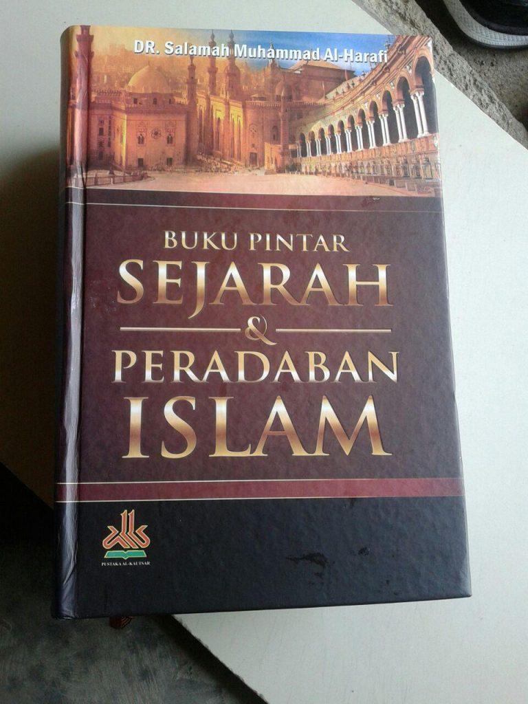 Buku Pintar Sejarah & Peradaban Islam cover 2